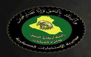العسكريةالعراقيةاستدعاءضباط اكراد