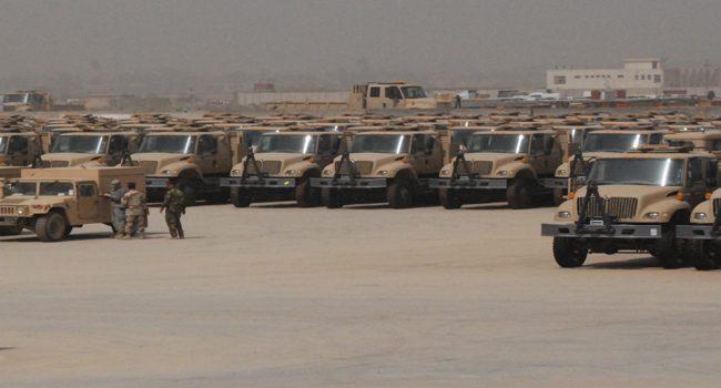 """""""مجلس الشيوخ الأمريكي"""" فقدان مليار دولار من المعدات العسكرية العراقية"""