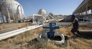 النفط العراقية