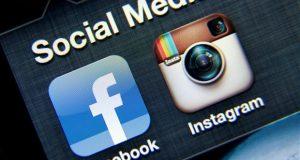 instagramفيس بوكفيسبوكانستغرام