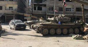 الاسوددمشقسورياالجيش السوريتحريرداعش