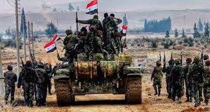 الزورالجيش السوريتحرير دير الزورسوريا