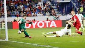 الثانيكأس آسيا لكرة القدم لبنان