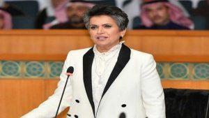الكويتية صفاء الهاشم