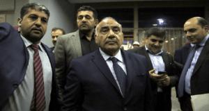 عبد المهديتحالف الفتحالحشد