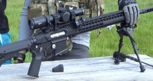 """تطور بندقية منافسة لـ """"إم 16"""""""