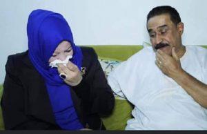 عادل محسن وزوجته