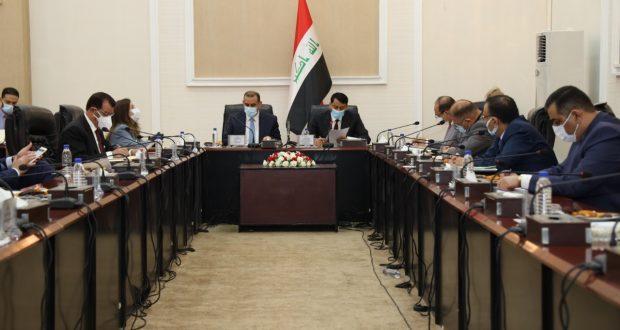 التنسيقي العراقي الاردني المصري