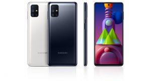 تصدر رسميا هاتف Galaxy M51