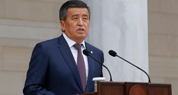 القرغيزي،سورونباي جينبيكوف