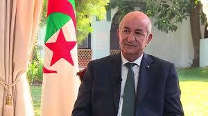 الرئيس الجزائري الى ألمانيا بعد انباء عن اصابته بكورونا